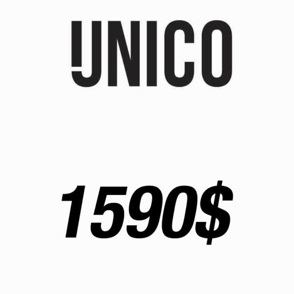 Unico Detox - Tarjeta de Regalo 1590$